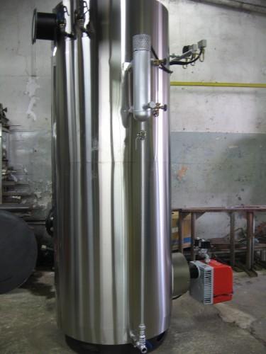 Caldeira de aquecimento de água