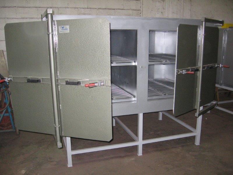 Empresas fabricantes de fornos industriais