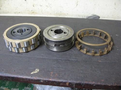 Manutenção mecânica industrial