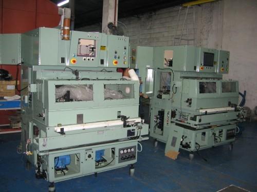Montagem eletromecânica industrial