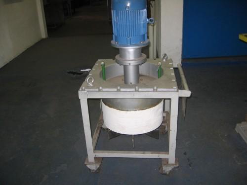 Tubo radiante industrial