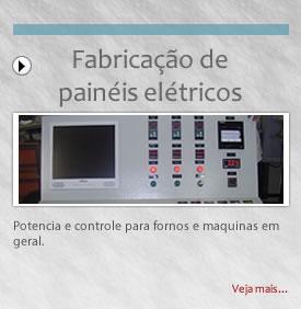 Fabricação paineis elétricos