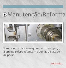 Manutenção e Reforma